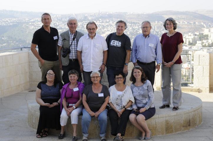 GaT-Lehrer zu Besuch in Yad Vashem