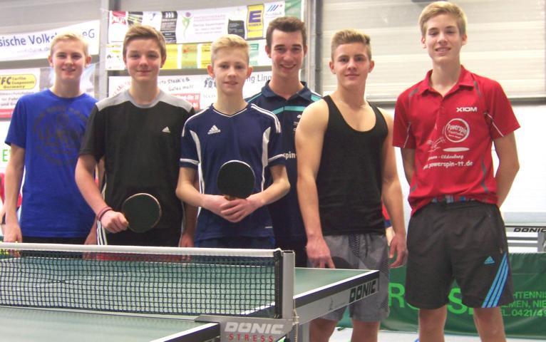 Jugend-trainiert-für-Olympia: Tischtennis