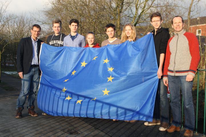 Warschauer Gastschüler absolvieren Betriebspraktikum in Emden