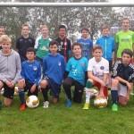 Fußball-AG Jungen WK III 2015-16