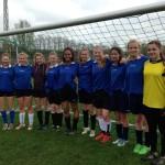 Fußball-AG Mädchen WK II 2014-15