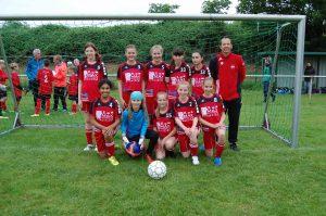 WerderCup2016Mannschaftsfoto
