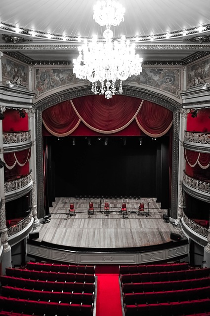 Theater Ag Jahrgang 5 und 6