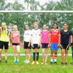 Fußball-AG Mädchen WK III 2016-17