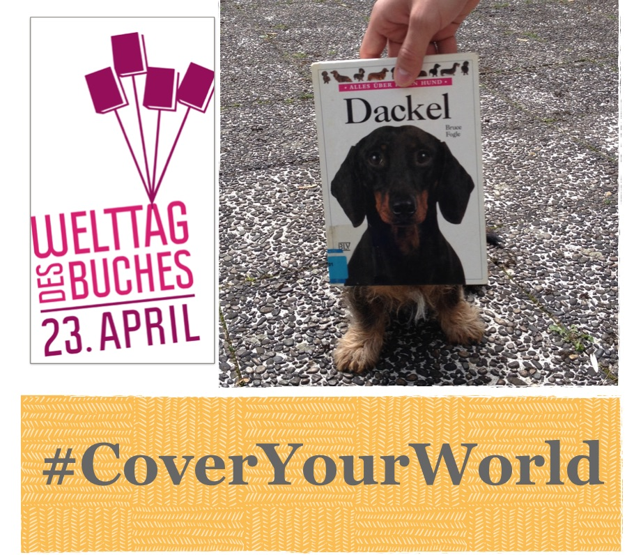 #CoverYourWorld – Fotowettbewerb der Max-Bibliothek zum Welttag des Buches