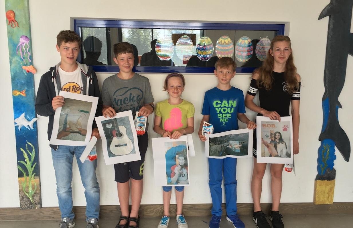 Marike Ammersken gewinnt Fotowettbewerb #CoverYourWorld