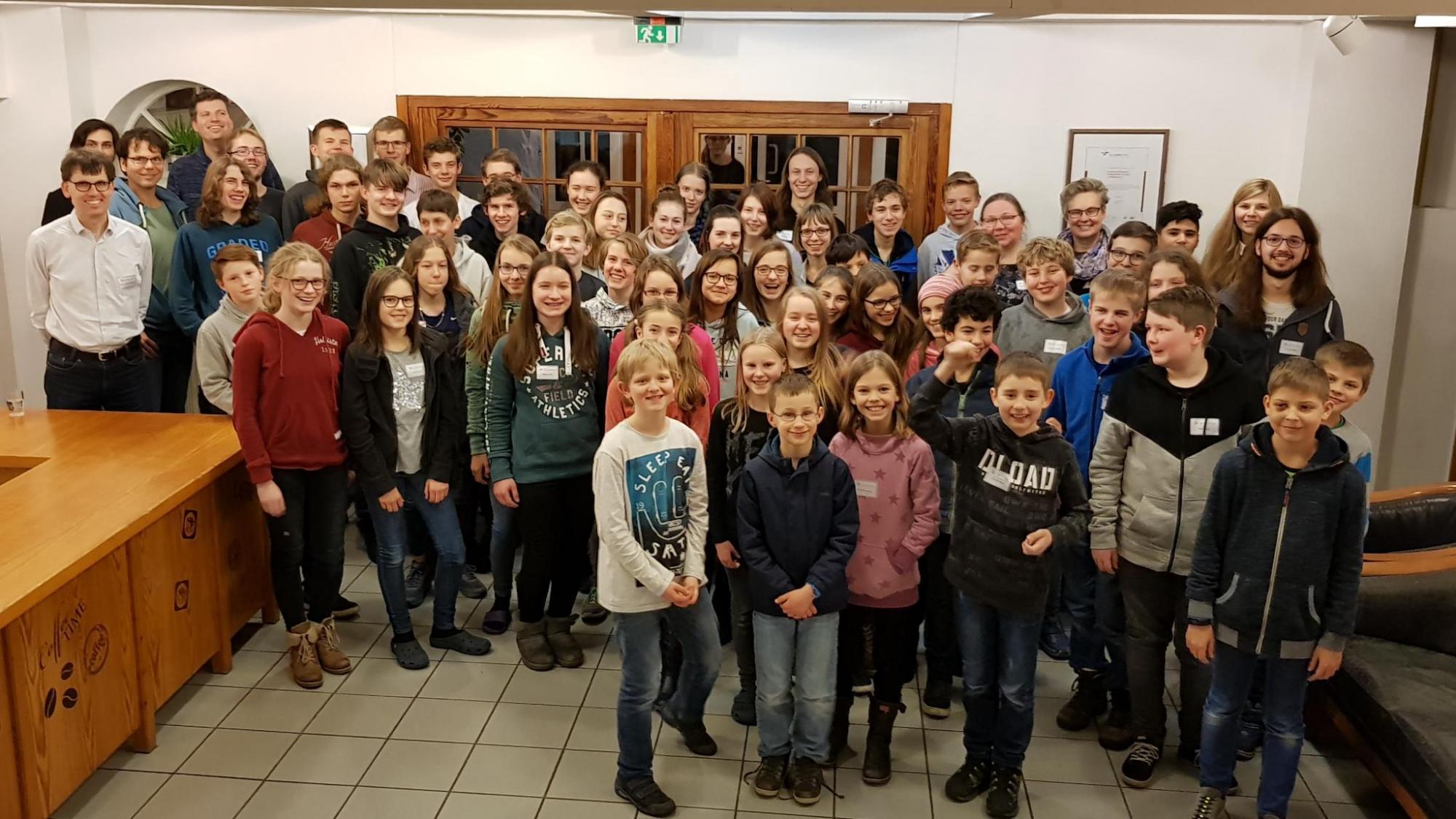 """Max-Schüler nahmen am """"Mathecamp"""" in der HOEB in Papenburg teil"""