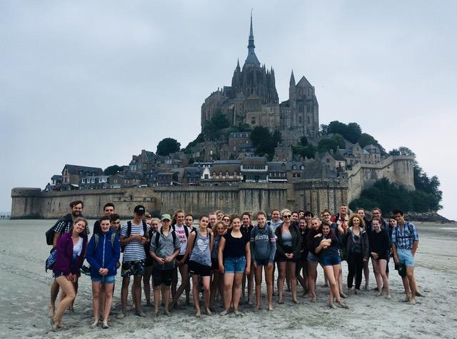 """""""Klimaschutz – Aufgabe ohne Grenzen"""": Max-Schüler nahmen an deutsch-französischem Projekt teil"""