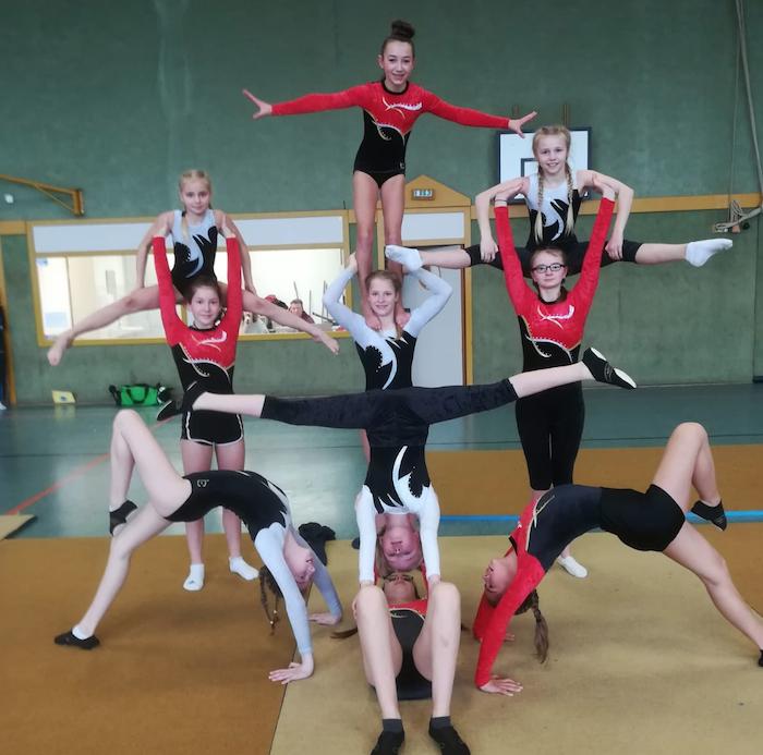 Erfolgreicher Start bei Jugend trainiert für Olympia