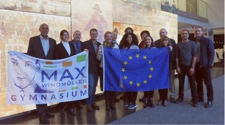 Erasmus-Plus Projekt am Max