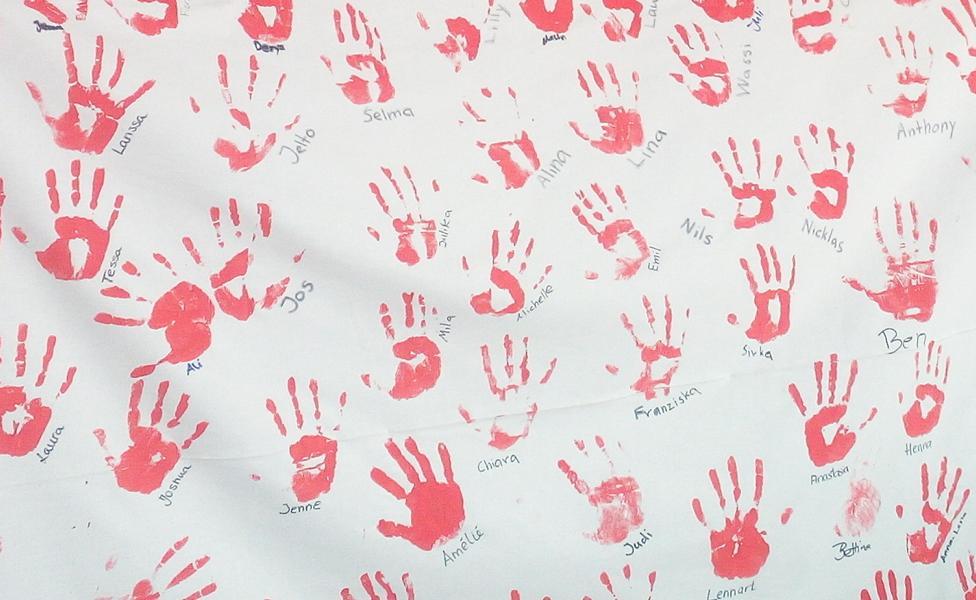 Red Hand Day: Internationaler Tag gegen den Einsatz von Kindersoldaten