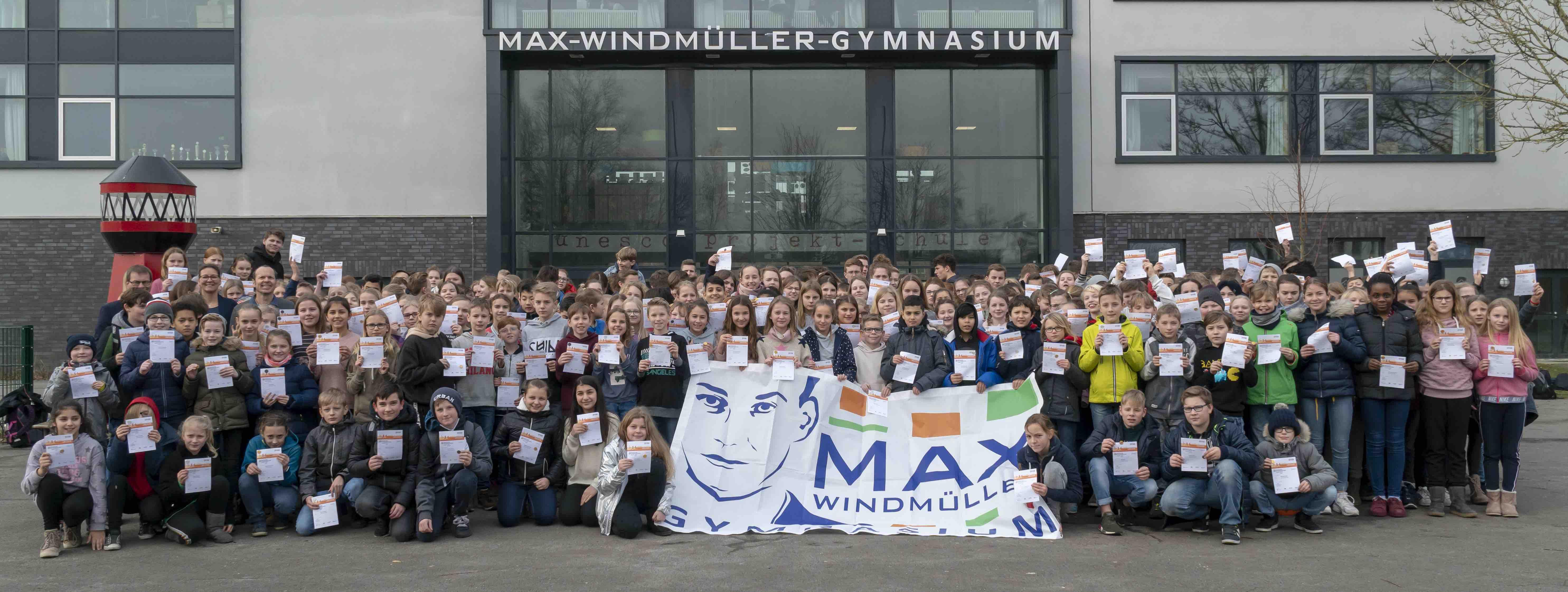 Über 360 Sportabzeichen am MAX verliehen!