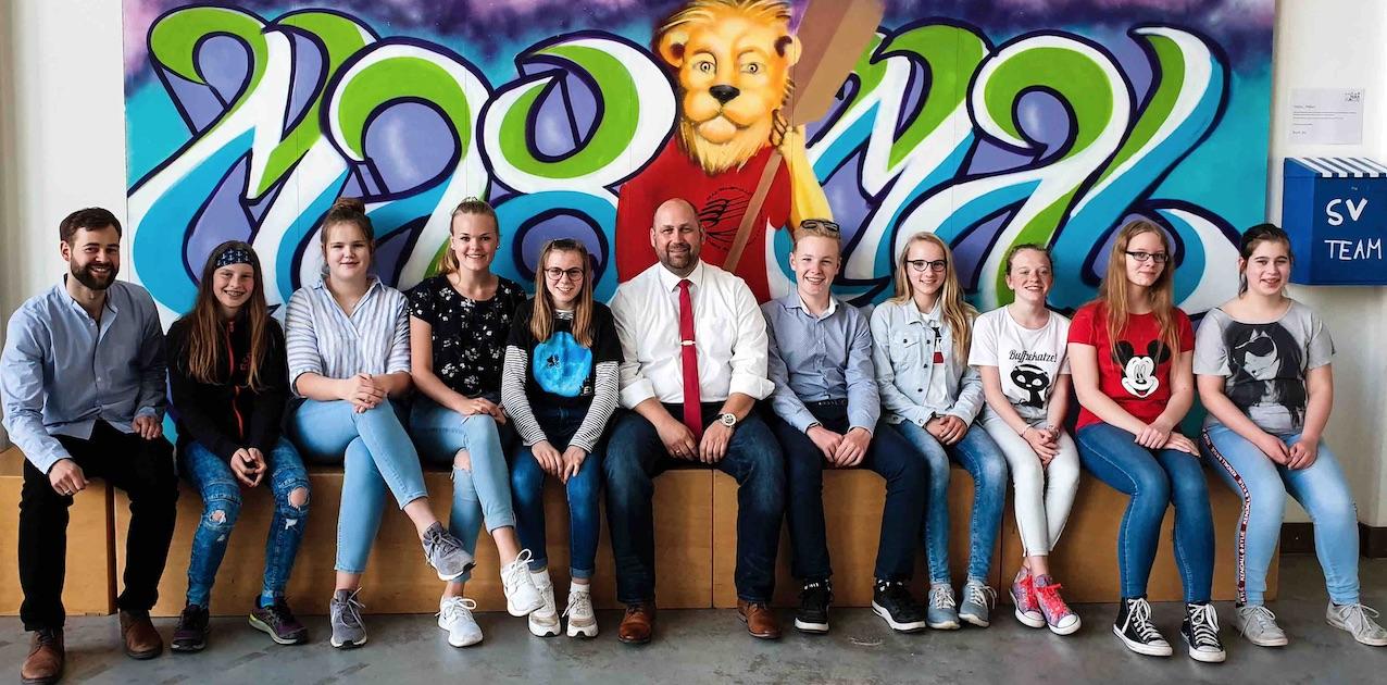 Emdens Oberbürgermeisterkandidaten zu Besuch am Max
