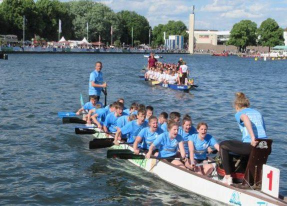 Emder bei Drachenbootfestival in Hannover erfolgreich