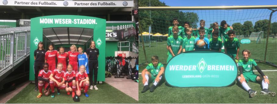 Werder Bremen Schul-Cup 2019