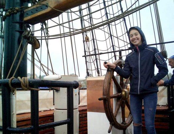 Fenja segelt in die Karibik!