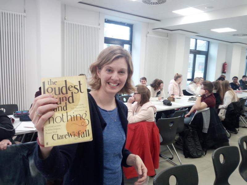 Creative Writing mit Clare Wigfall