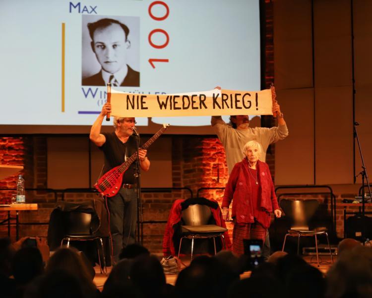 Per la Vita – Bewegender Festakt zum 100. Geburtstag Max Windmüllers