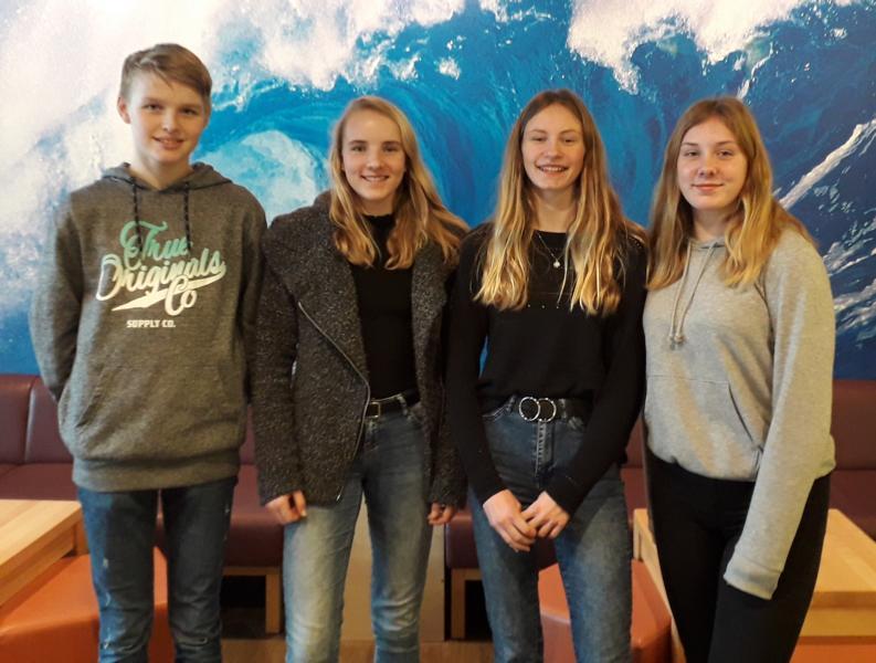 Max-Schülerinnen und -Schüler absolvierten Ausbildung zu Klima-Botschaftern