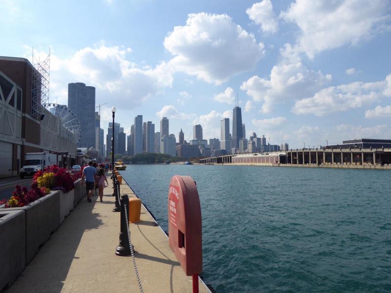 """""""Ich hätte nie gedacht, dass mein Auslandsjahr so endet!"""" – Leon Anhalt berichtet aus Chicago"""