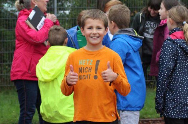 Sportabzeichen: Max erreicht landesweit drittbeste Quote!