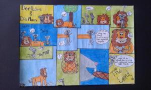 Kunst - Comics