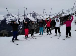 Skikurs14