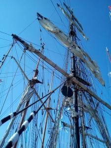 Fenja auf dem Amundsen LR (2)