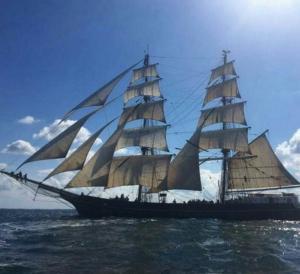 Fenja auf dem Amundsen LR (4)