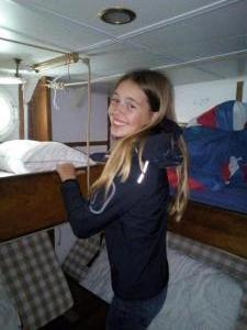 Fenja auf dem Amundsen LR (5)