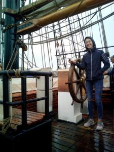 Fenja auf dem Amundsen LR (6)