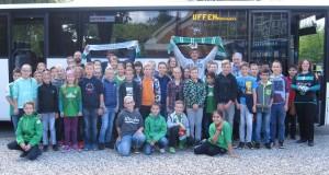 Besuch bei Werder