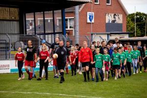 Lehrer-Schüler-Fußballspiel 2019