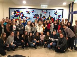 Polen-Austausch 2018 Besuch in Emden LR (1)