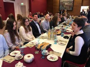 Polen-Austausch 2018 Besuch in Emden LR (3)