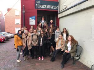 Polen-Austausch 2018 Besuch in Emden LR (5)