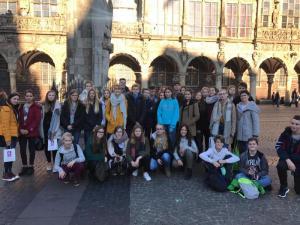 Polen-Austausch 2018 Besuch in Emden LR (6)
