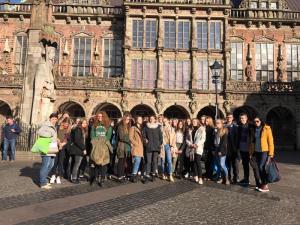 Polen-Austausch 2018 Besuch in Emden LR (7)