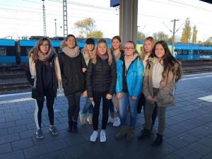 Polen-Austausch 2018 Besuch in Emden LR (8)