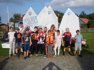 Segel-AG 2016 Titel