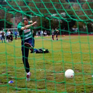 Werder-Profis in der Schule LR (19)