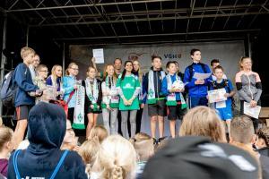Werder-Profis in der Schule LR (28)